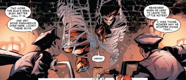 superior spider-man vs the owl and white dragon