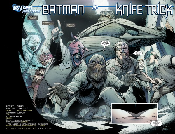 batman and the joker vs arkham inmates