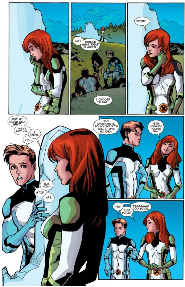 iceman is gay