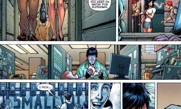 batman asks superman on a lunch date