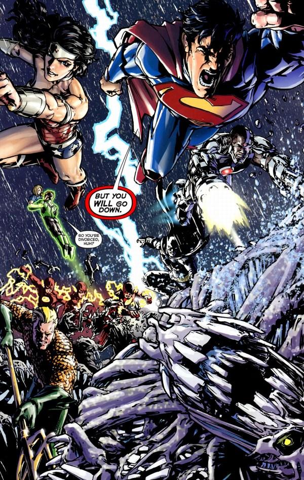 justice league vs spore