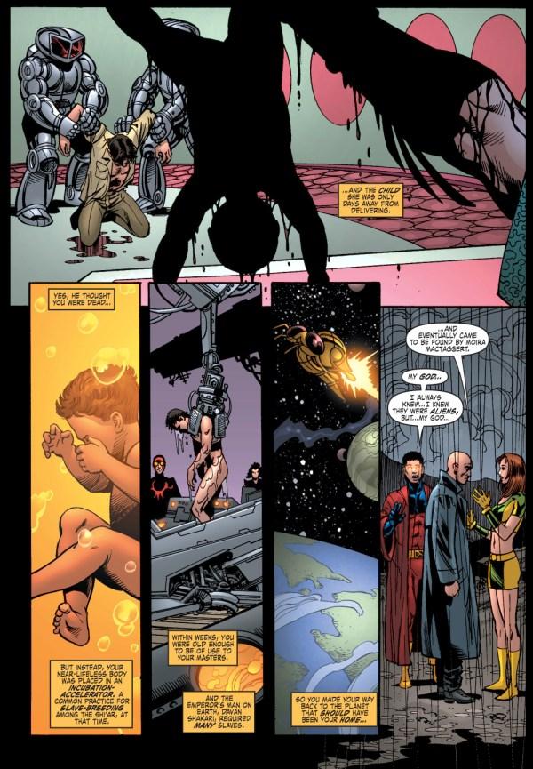 vulcan's origin story