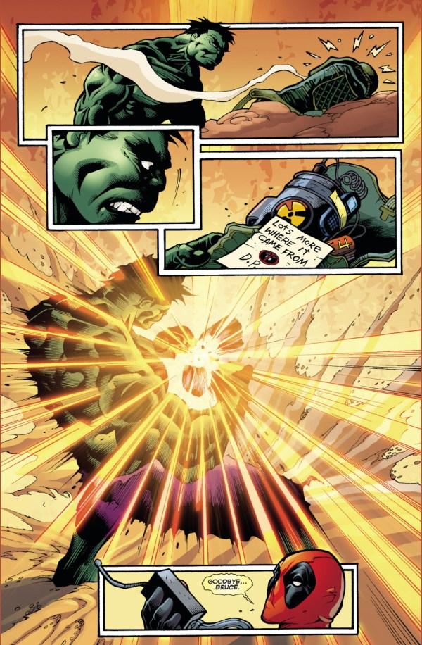 deadpool vs the hulk 6