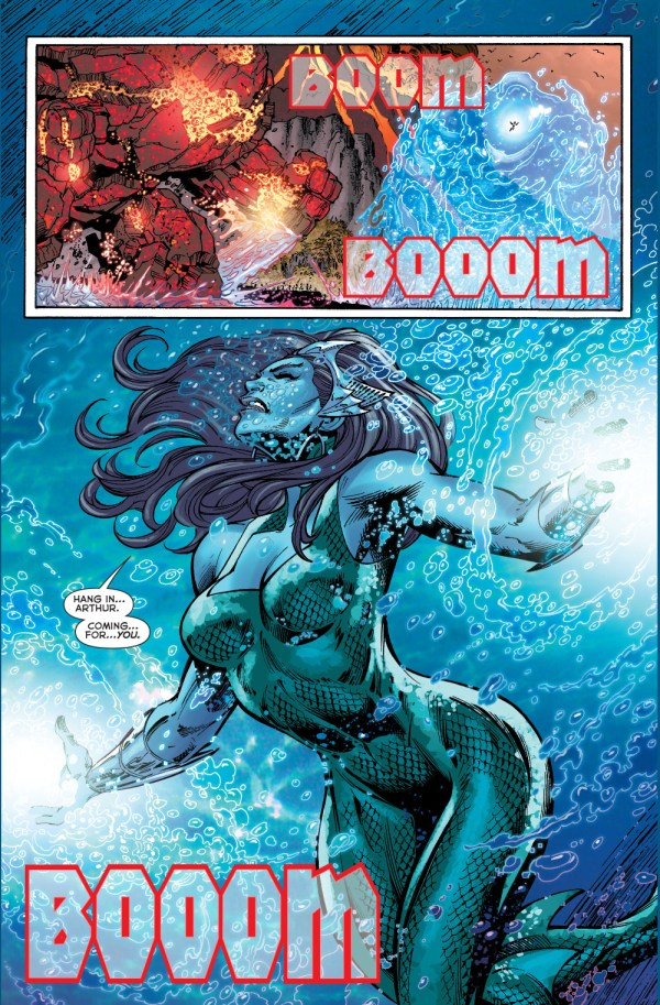 mera takes down karaku