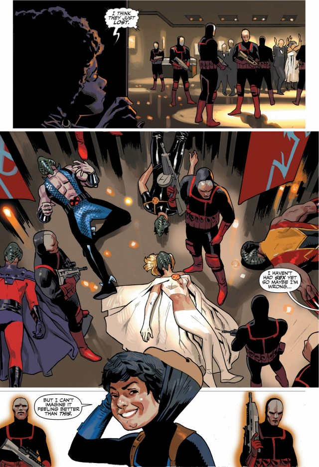 cyclops's controversial order to idie