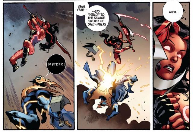 red she-hulk vs Nerkkod