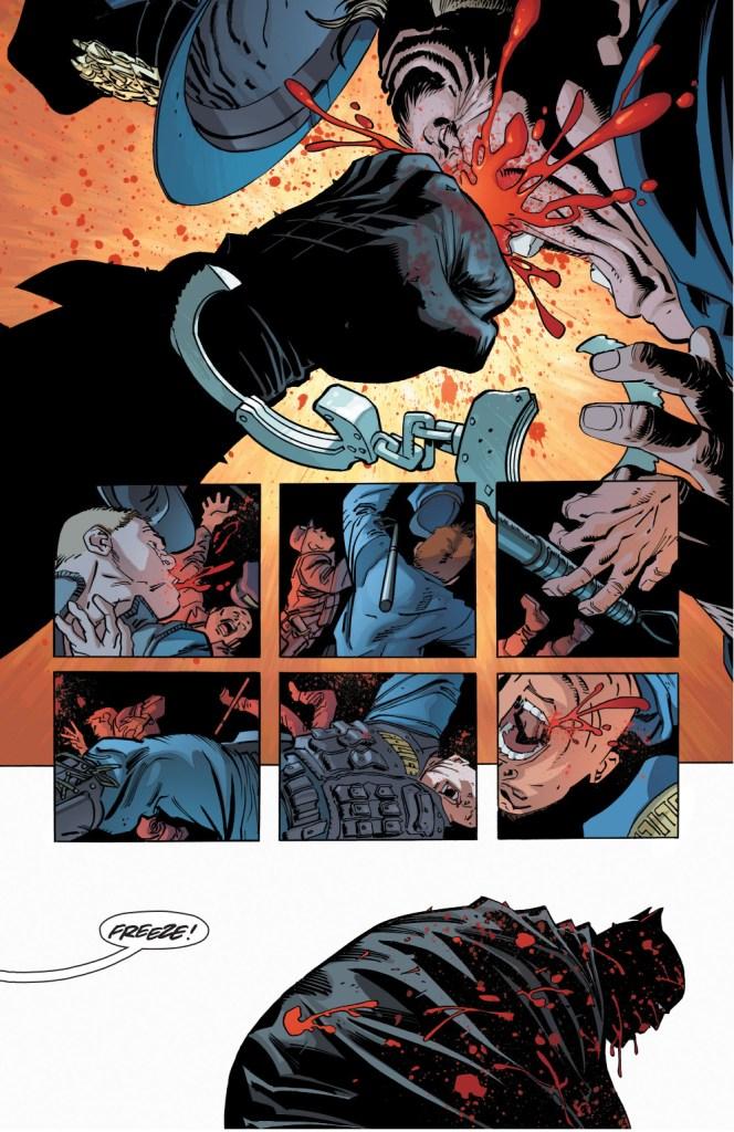 carrie kelley as batman