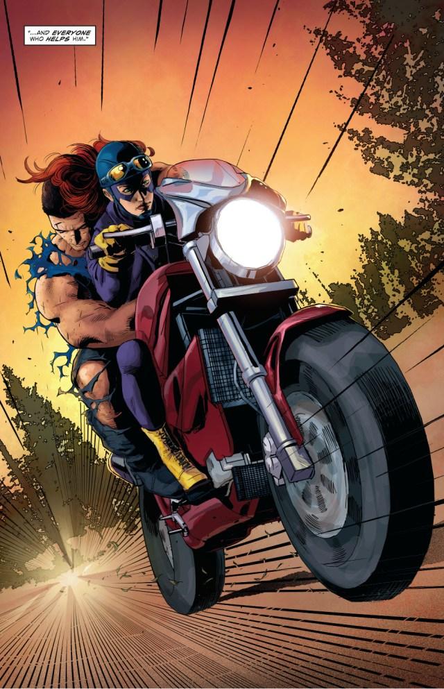 batgirl and superman