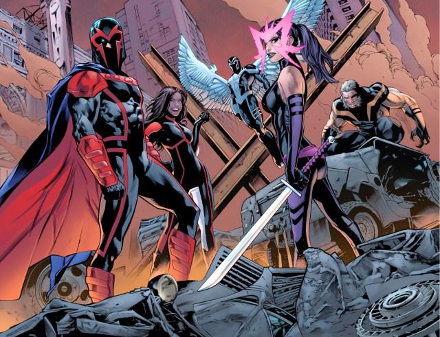 Uncanny X-Men Vol1 1