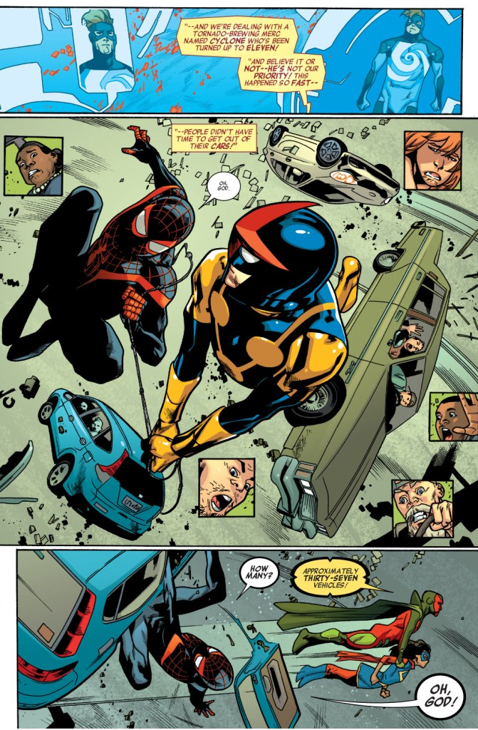 the avengers vs cyclone