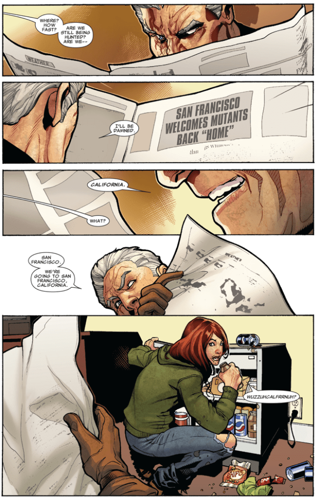 Cable Teaches Hope Summers What A Motel Is