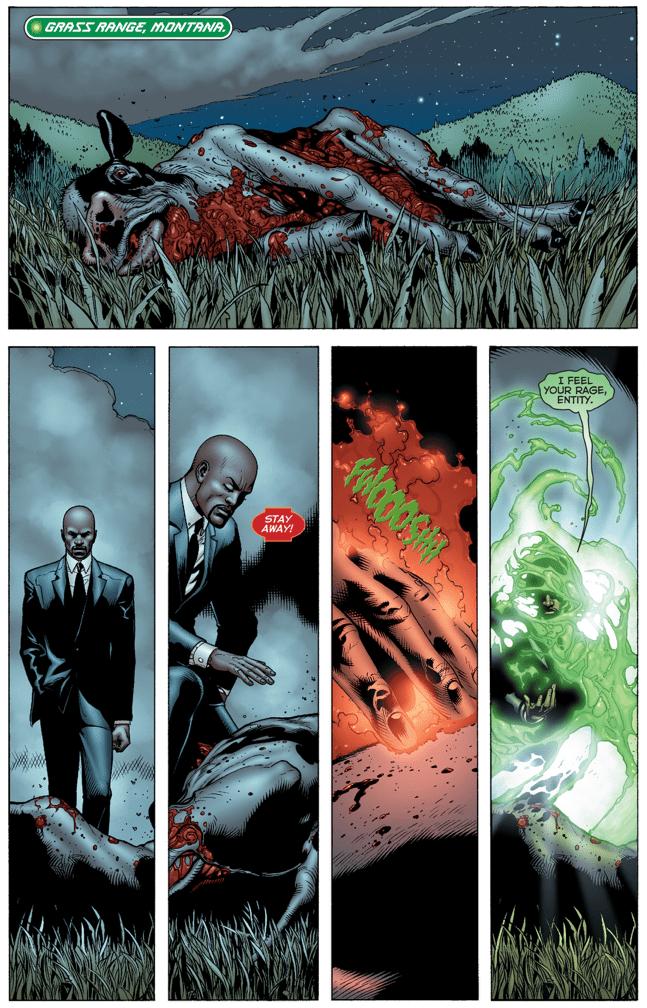 The Spectre (Green Lantern Vol. 4 #55)