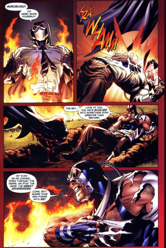 batman vs bane (superbat)