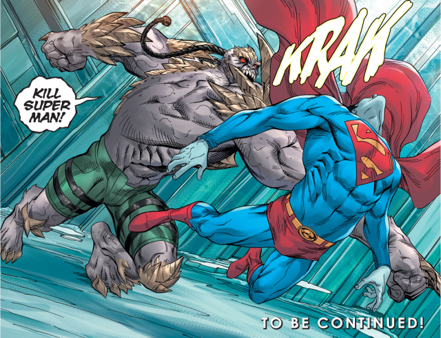 Doomsday Attacks Bizarro