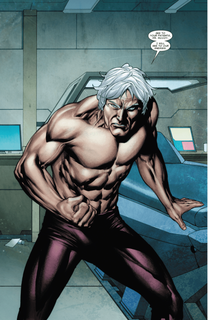Magneto (Second Coming)