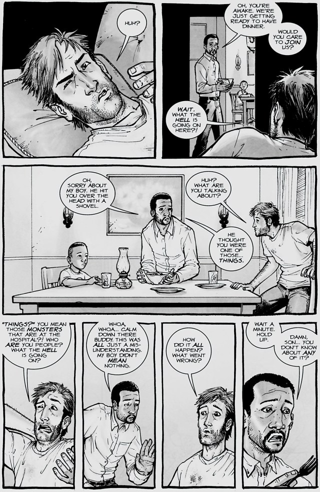 rick grimes meets morgan and duane jones