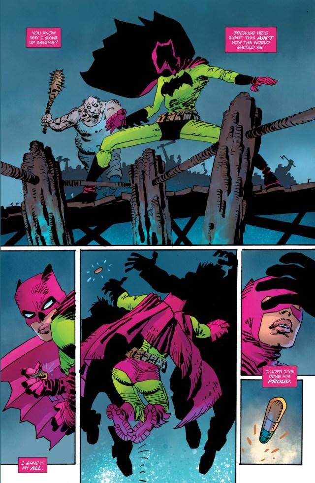 Carrie Kelley As Batgirl