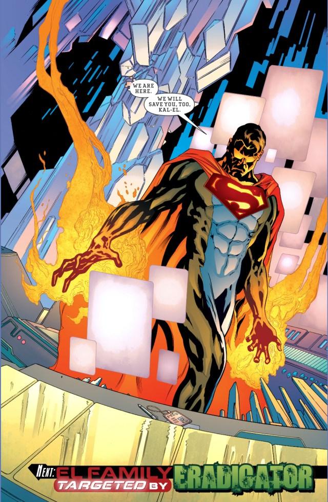 The Eradicator (Superman Vol. 3 #2)