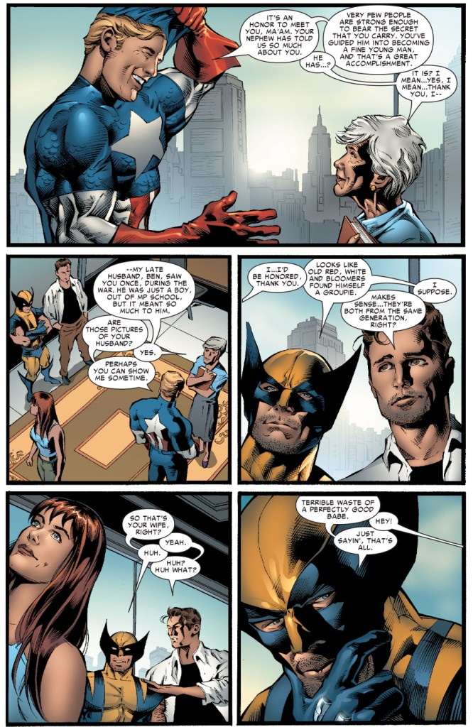 aunt-may-meets-captain-america
