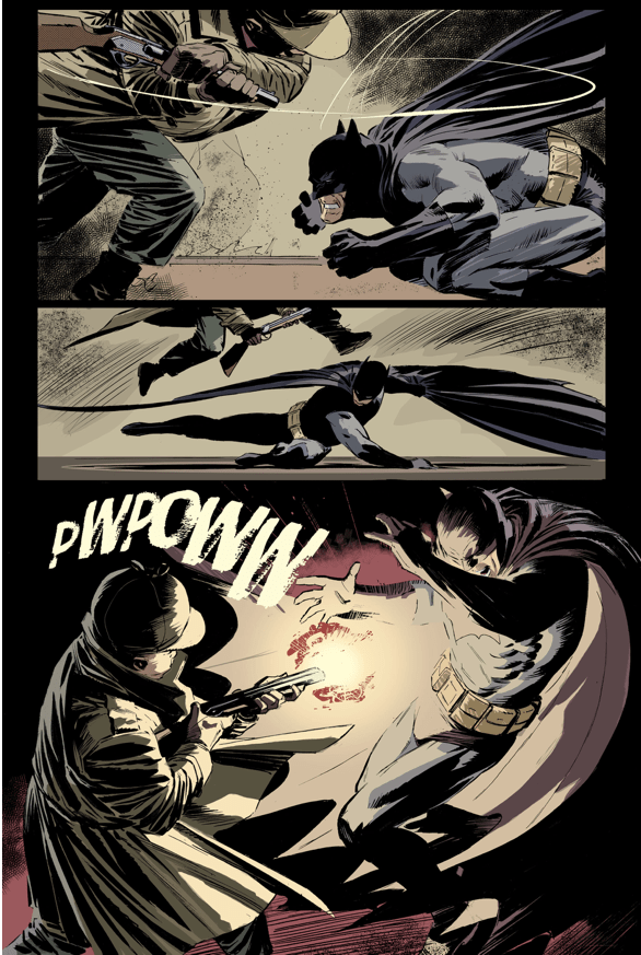 Batman VS Elmer Fudd
