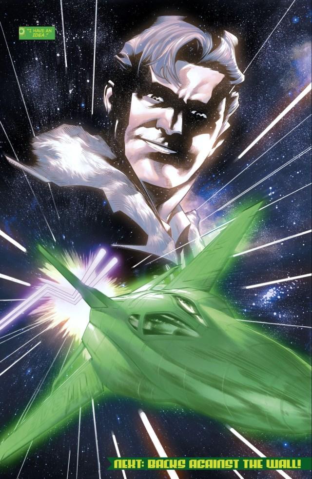 Martin Jordan (Hal Jordan And The Green Lantern Corps #28)