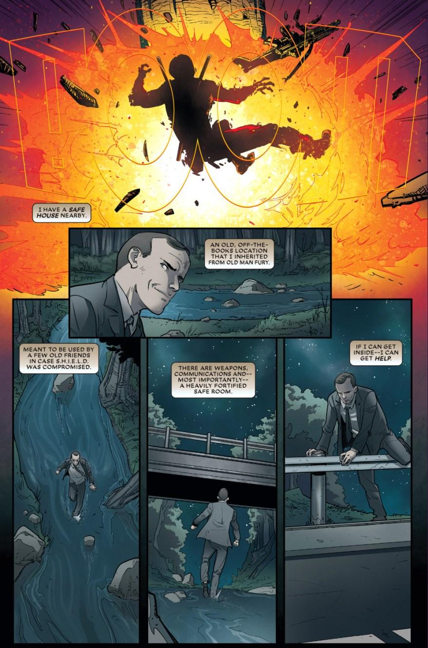 Deadpool Kills Agent Phil Coulson