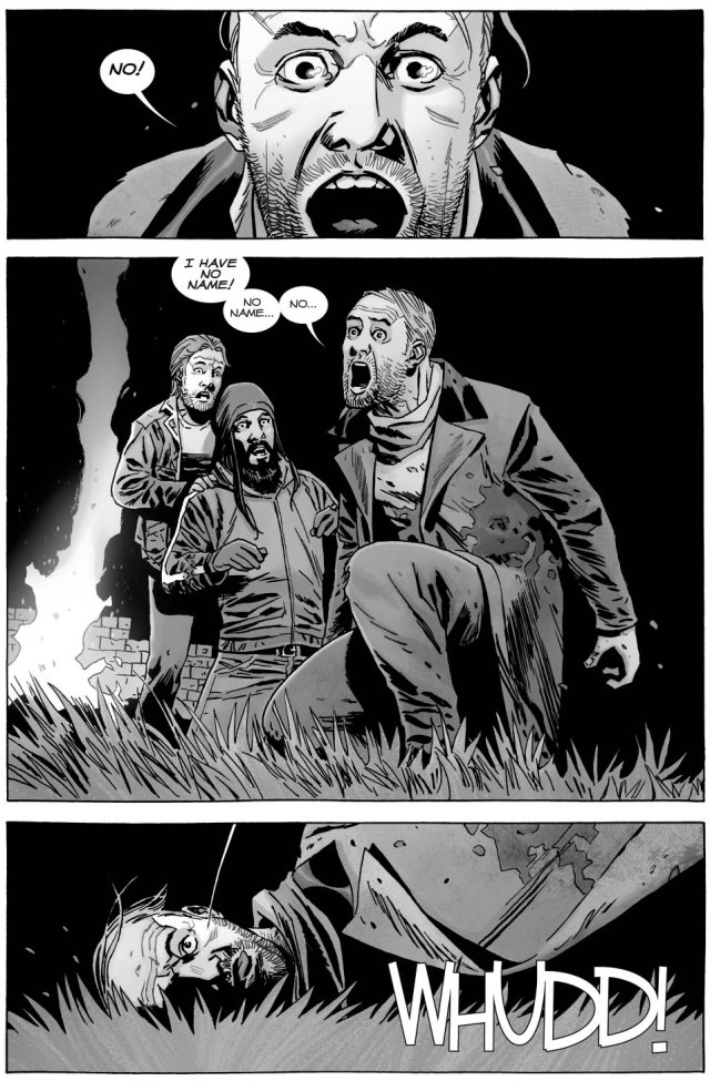 Beta's Real Identity (The Walking Dead)