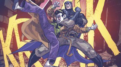 How Batman Became The Batman Who Laughs
