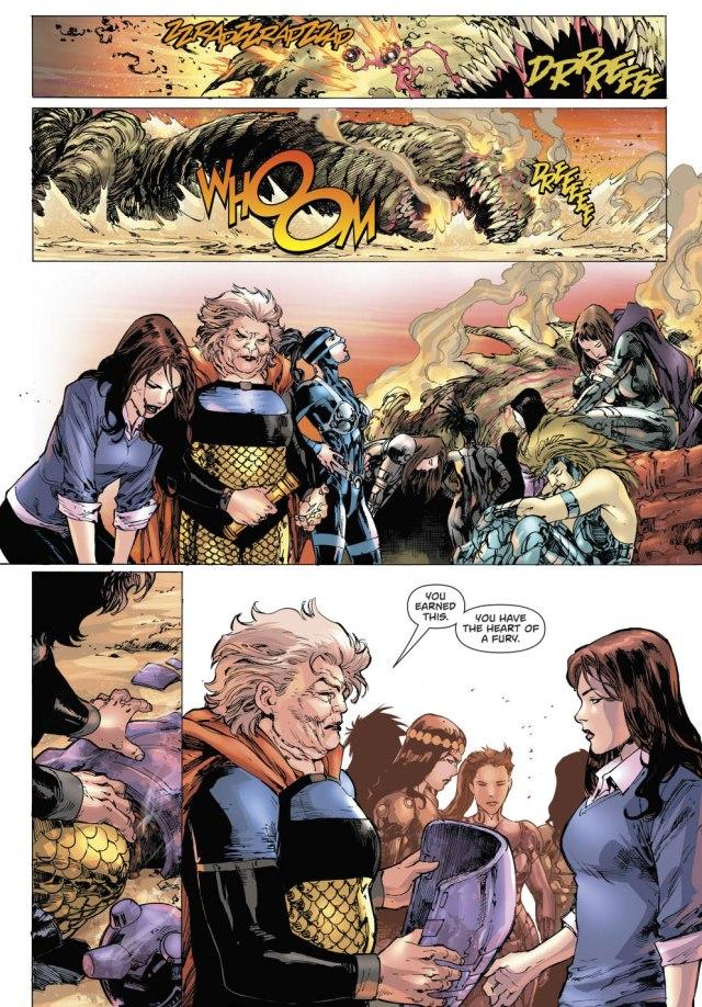 How Lois Lane Became A Fury (Rebirth)