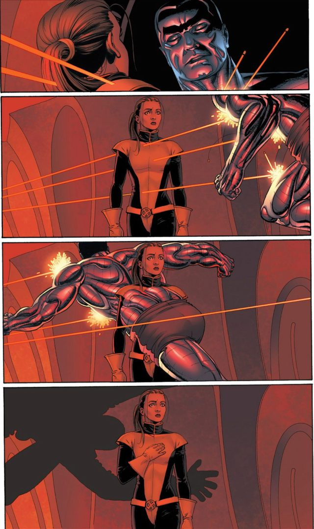 Colossus And Kitty Pryde Reunion (Astonishing X-Men)