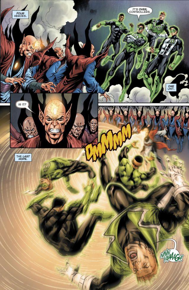Ganthet Describes The 4 Corpsmen