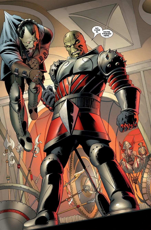 From –Astonishing X-Men Vol. 3 #18