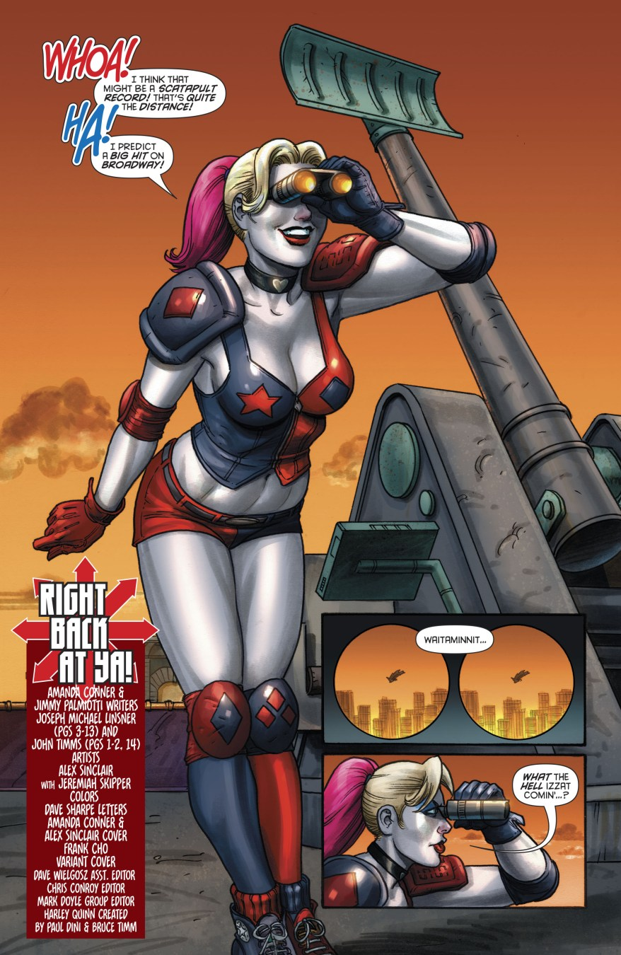 Harley Quinn Vol 3 #21