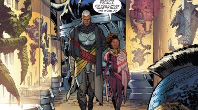 If Wakanda Ruled The World (What If)