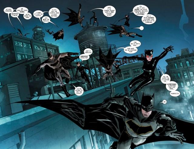 Batman And Catwoman (Batman Vol 3 #44)