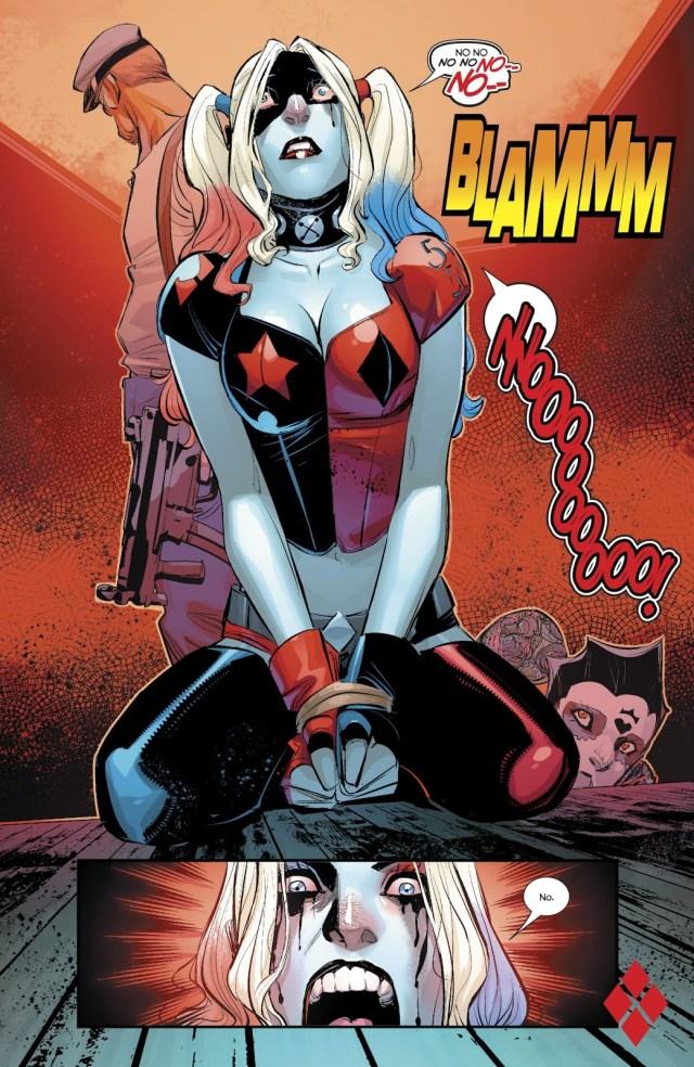 Harley Quinn Vol 3 #30