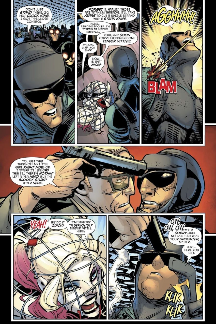 Harley Quinn's Parents Are Awesome