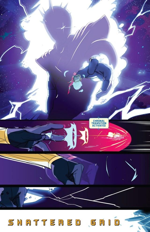 Lord Drakkon Kills The Power Rangers Time Force