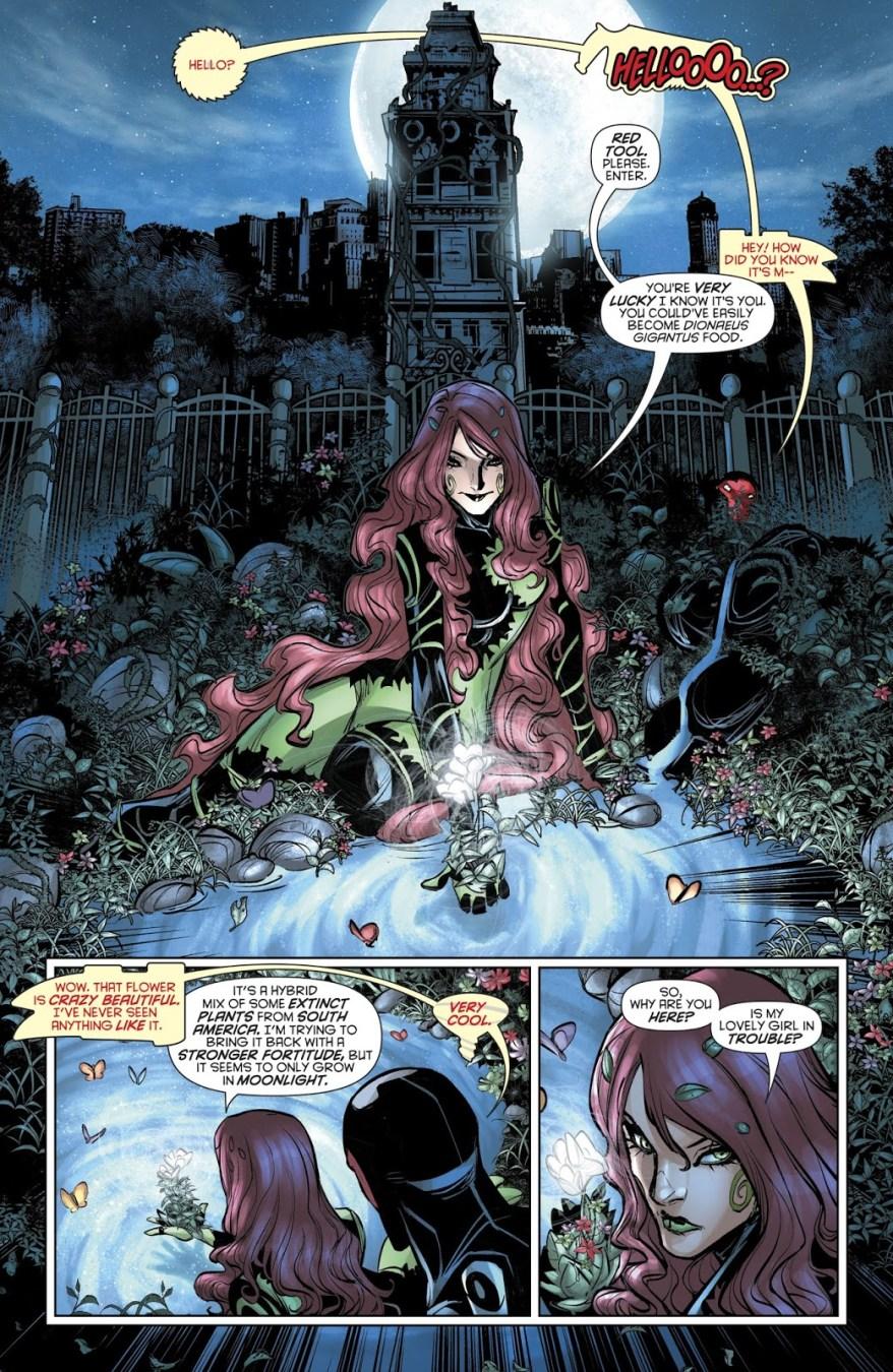 Poison Ivy (Harley Quinn Vol 3 #23)