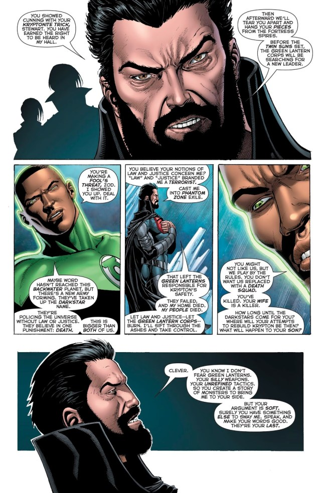 From – Hal Jordan And The Green Lantern Corps #45