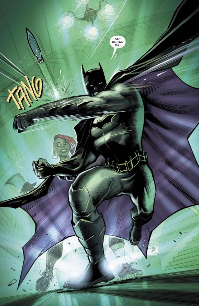 Batman (Green Arrow Vol 6 #29)