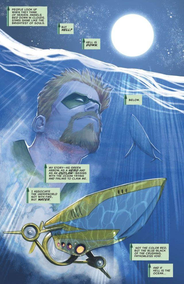 Green Arrow Vol 6 #35