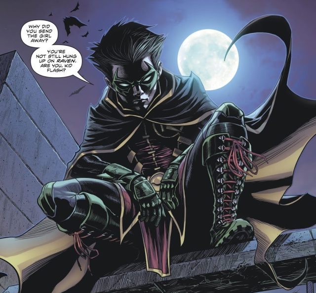 Robin (The Flash Vol. 5 #45)