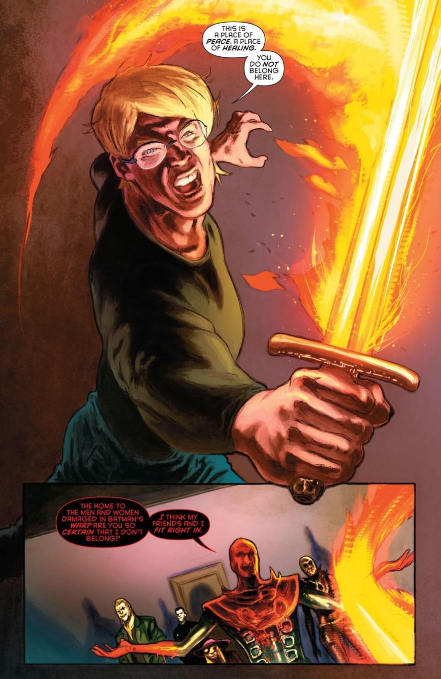 Azrael (Detective Comics Vol. 1 #945)