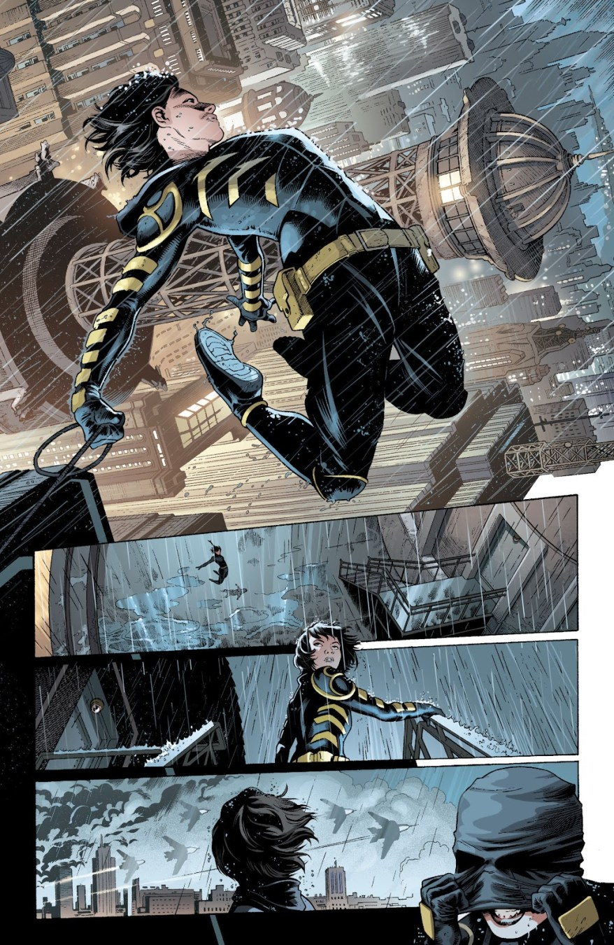 Cassandra Cain (Detective Comics Vol. 1 #936)
