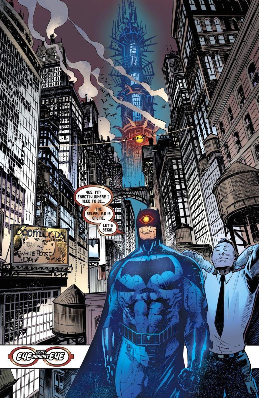 Tim Drake As Batman OMAC
