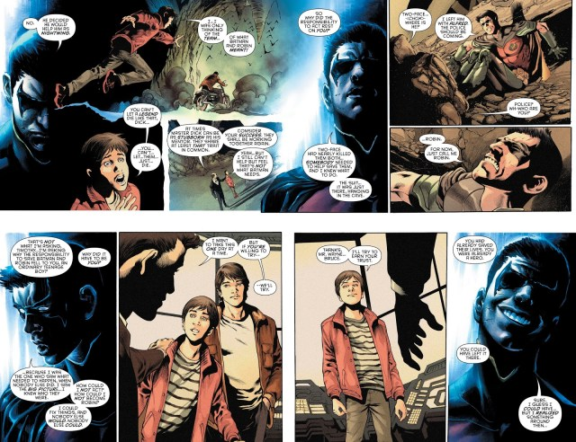 dc comics, rebirth, detective comics, batman, bruce wayne,