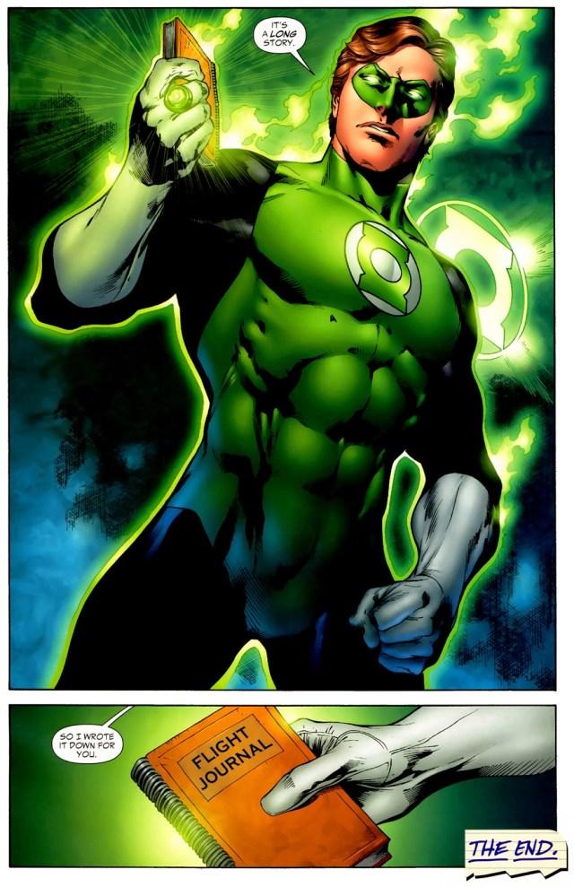 Green Lantern Vol. 4 #35