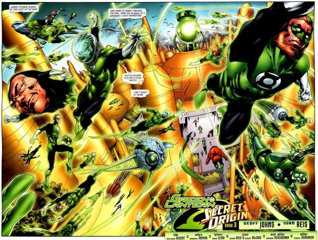 Oa (Green Lantern Vol. 4 #31)