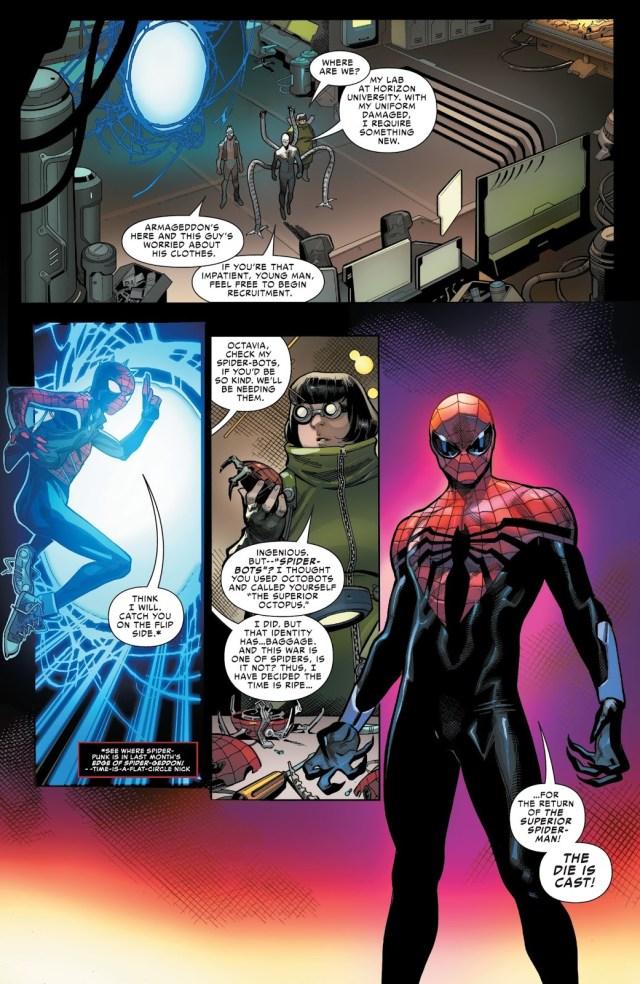 The Superior Spider-Man (Spider-Geddon #2)